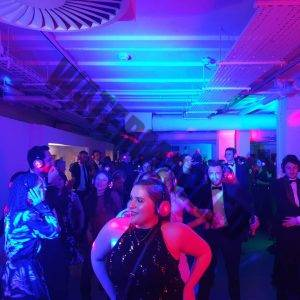 Silent Disco Wedding Hire Liverpool