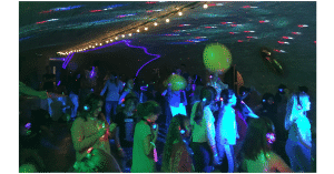 Silent Discos hire for School Parties & Events