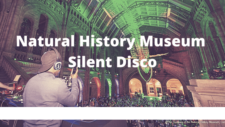 The Best Silent Disco Parties & Events in London