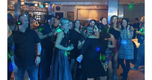 Work Party Ideas - hire a silent disco party