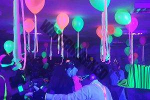 Silent Disco Birthday Party - Silent Party Headphones for Hire