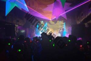 Silent Disco Headphone Hire for New Years Eve Party