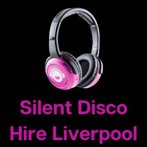 Silent Disco Hire Liverpool
