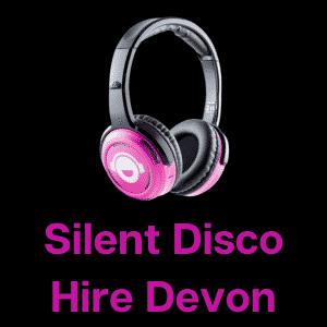 silent disco hire Devon