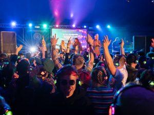 Festival Silent disco
